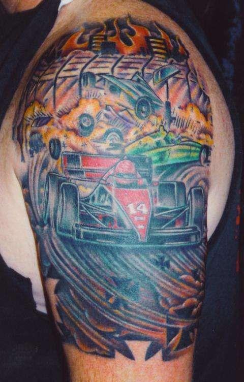 formula-1-tattoo